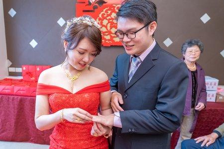 💝 高雄寒軒陽明店訂婚儀式