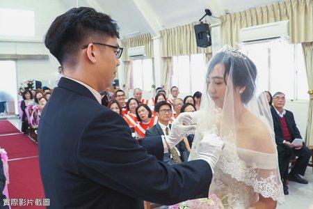 💝 單證婚儀式平面攝影&動態錄影