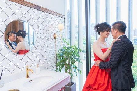 💝 高雄老新台菜訂婚儀式 💝 空檔場景拍攝