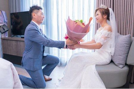 💝 鳳山到金獅湖酒店迎娶儀式 💝 巨蛋文尚會館午宴 💝 高雄老新台菜九如店訂婚儀式