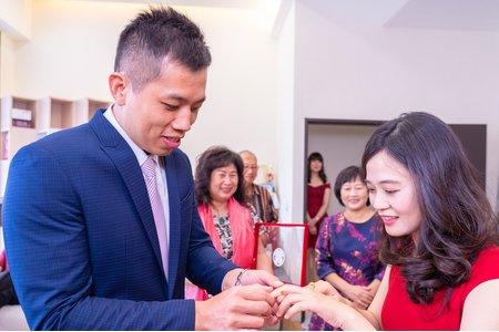 💝 屏東里港自宅訂婚儀式