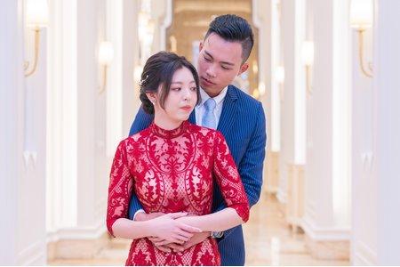 💝 高雄林皇宮訂婚儀式午宴