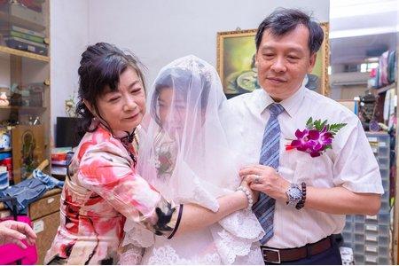 💝 高雄左營訂婚迎娶雙儀式午宴