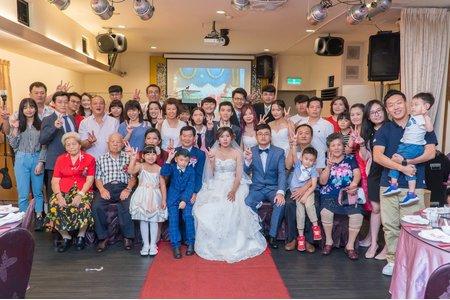 💝 高雄大寮迎娶儀式 💝 台南永康滿福餐廳午宴
