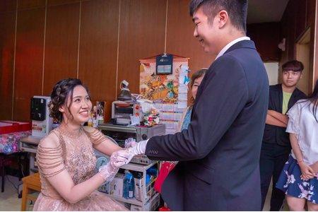 💝 高雄前鎮自宅訂婚儀式