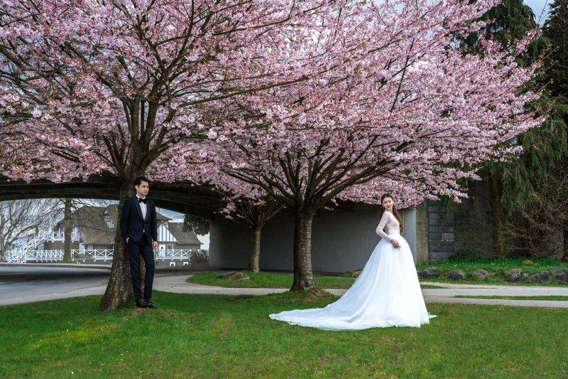 【溫哥華】海外婚紗包套:加拿大婚紗攝影作品