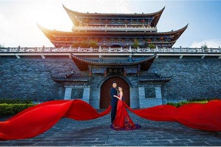 旅拍婚紗照-雲南大理拍婚紗