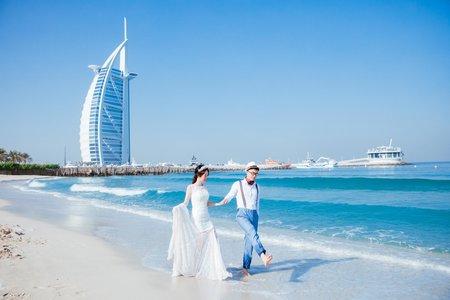 海外婚紗攝影-阿联酋婚紗照+迪拜拍婚紗