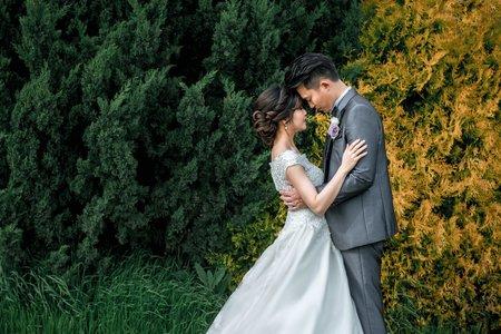 【溫哥華】海外婚紗包套:加拿大婚紗攝影