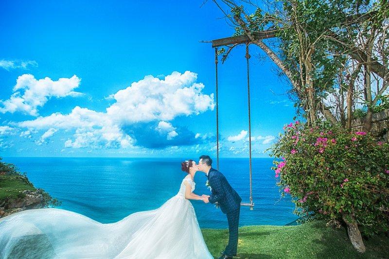 海外婚紗包套:巴里島拍婚紗-巴里島婚紗照