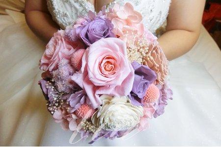 新娘捧花/外拍捧花