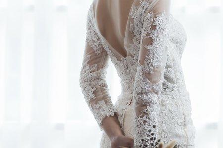 新娘婚紗照