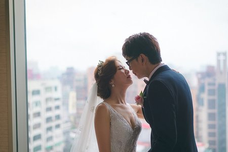 [婚禮攝影] Bryan & Lily 訂婚+午宴 |遠企飯店