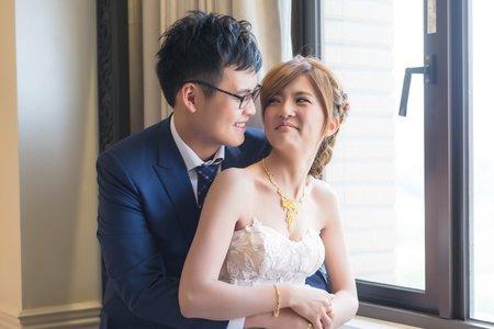 [婚禮攝影]朝凱&千力 雙儀式+午宴 | 台北富信大飯店