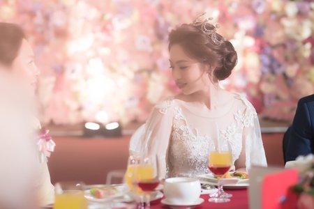 [婚禮攝影]翔渪 & 以貞 雙儀式+午宴 | 新莊翰品