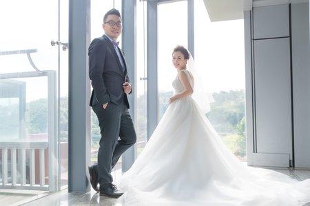 [婚禮攝影]定恒 & 婷勻 結婚儀式+午宴 | 六福萬怡酒店