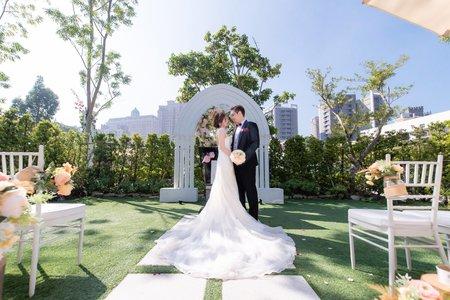 泰均&穎秋 婚禮紀錄@青青格麗絲