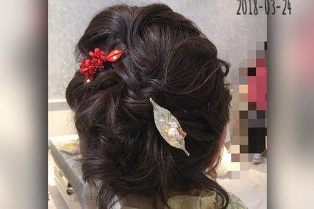 媽媽/ 婆婆妝髮