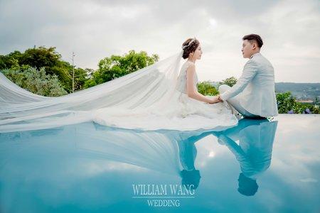 威廉王經典婚禮 │ William wang wedding
