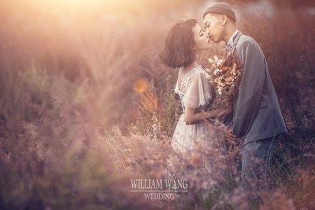 威廉王經典婚禮|風格婚紗
