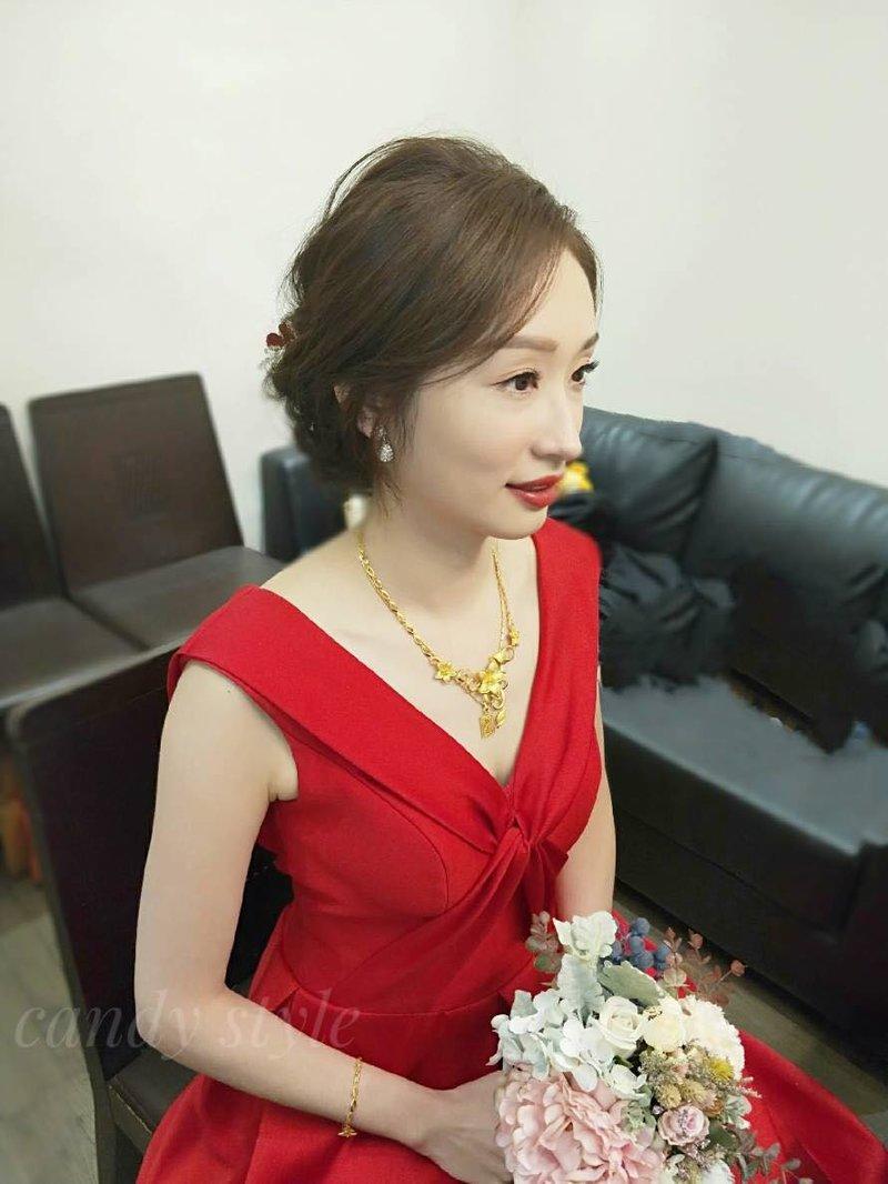 新娘秘書服務$6800 ~$16000.作品