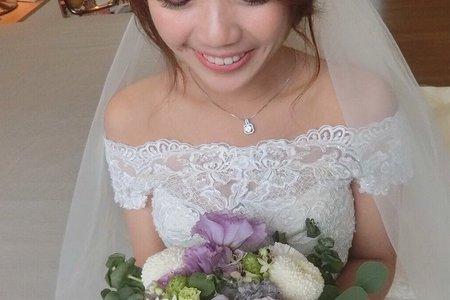 日系白紗新娘