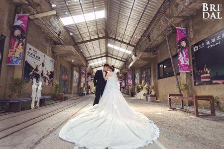 韋辰 & 俊吟 | Wedding Party | 台南十鼓文創園區永不出軌