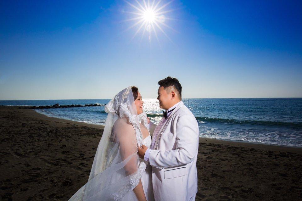 伊頓自助婚紗攝影工作室(台北西門店),伊頓婚紗公司的員工服務滿分💯