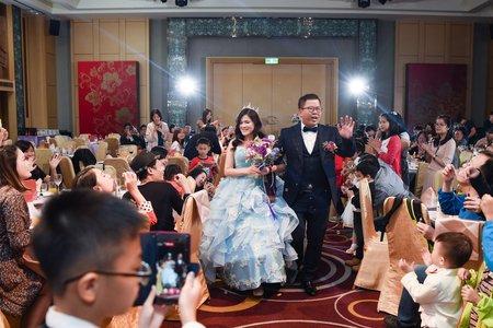 子揚宇潔婚禮
