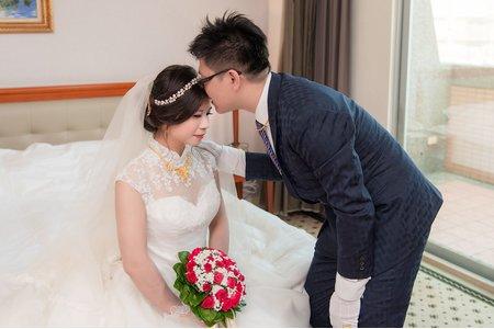 英傑妤綺婚禮