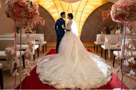 鎮澤&葦婷 [婚禮]