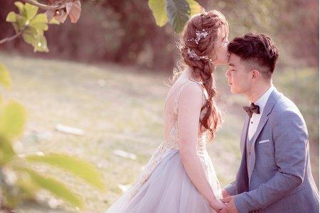 婚宴日類婚紗拍攝