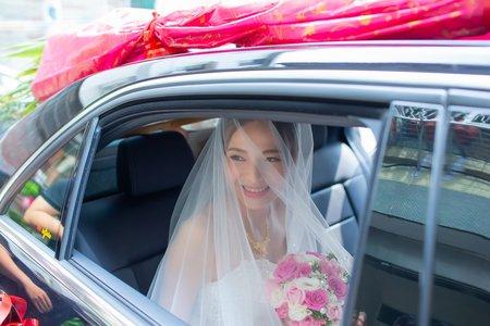 品潾&茱仙 文定儀式+結婚迎娶