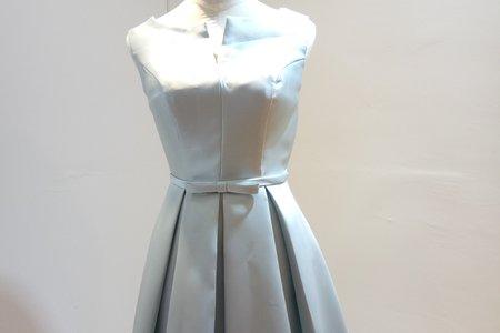 -伴娘服與宴會晚禮服2019新款顯瘦