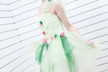 天使伴娘禮服出租訂製-小禮服TSN107010