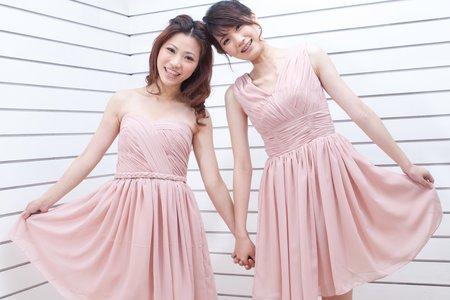 伴娘服-twins