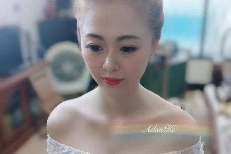 屏東新娘造型