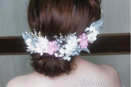 桃園新娘宴客造型
