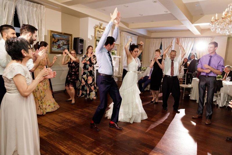 婚禮派對,舞動起來!