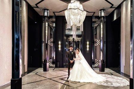 高雄台鋁晶綺盛宴婚禮攝影