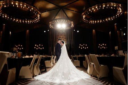 晶綺盛宴-婚禮攝影作品(平面紀錄)-台鋁