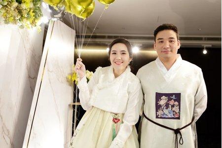 韓式婚禮 | 高雄婚攝 | 婚攝森森 | 台北晶華酒店
