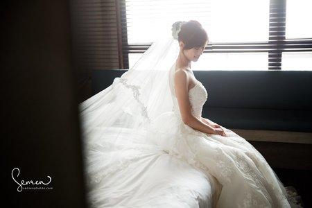 婚禮攝影 | 情定城堡  | 婚攝森森 | 台北高雄婚攝