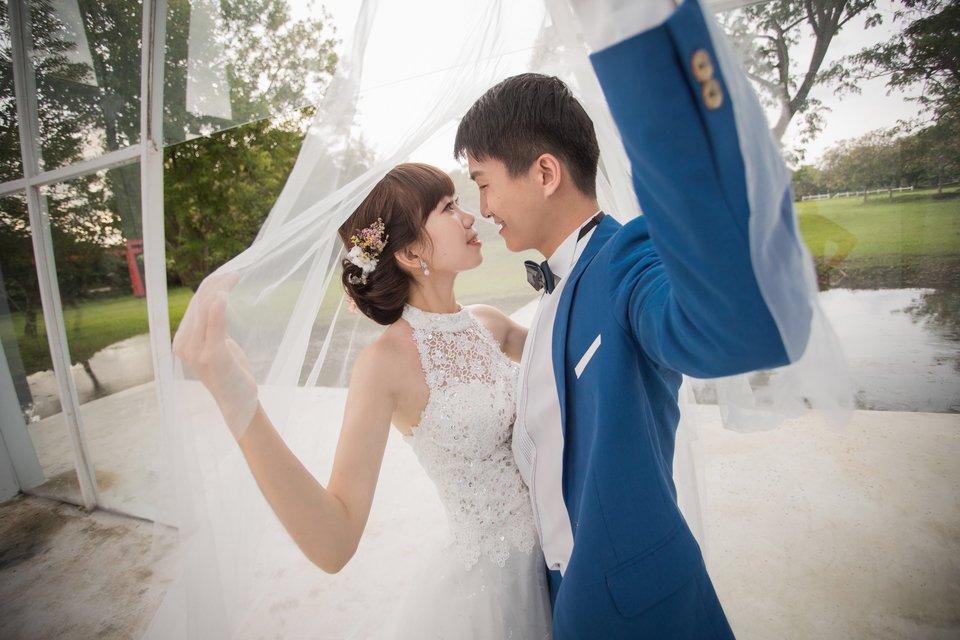 伊頓自助婚紗攝影工作室(台北西門店),細心又專業的伊頓自助婚紗