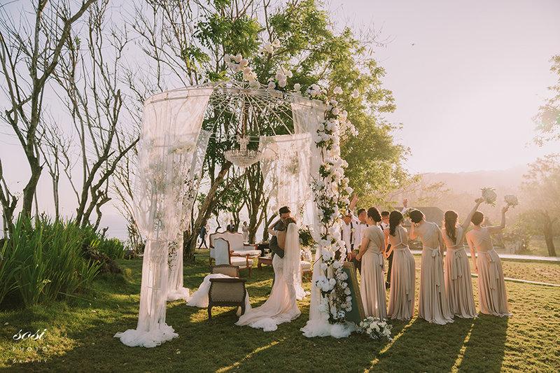 峇里島婚禮