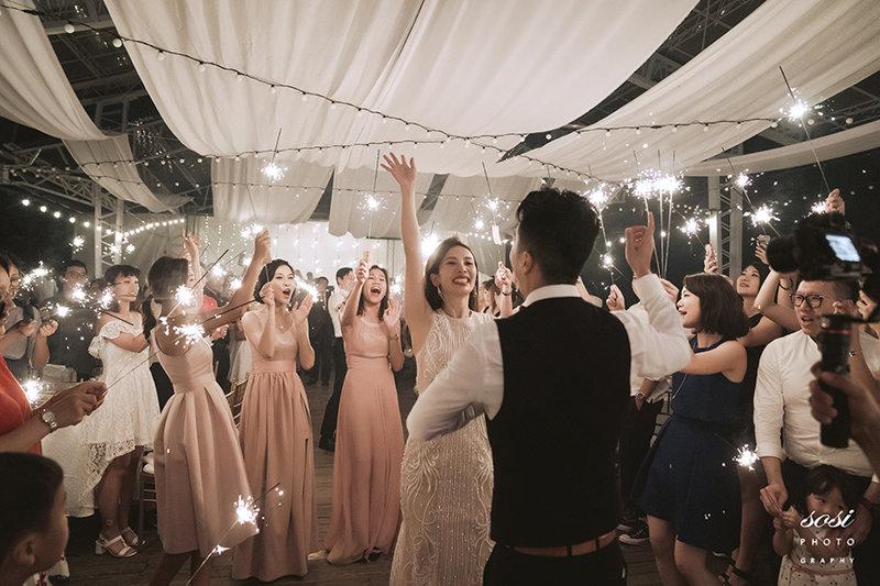 納美花園婚禮