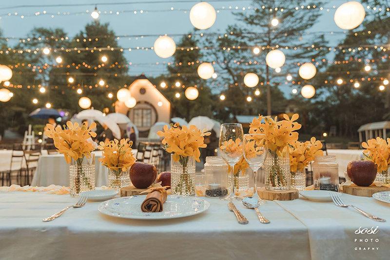 顏式牧場婚禮