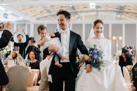 明星婚禮 - 簡嫚書