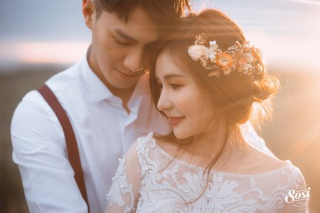 sosi婚紗 | 浪漫唯美