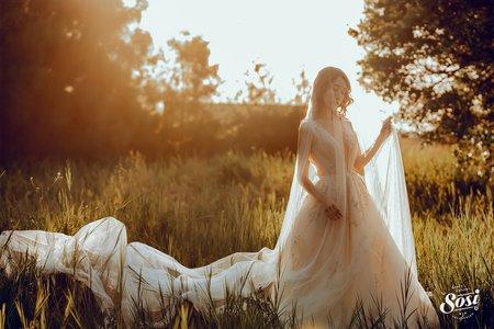 sosi婚紗 | 台北婚紗 淡水沙崙